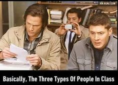 For Real ! Im Dean lol... #supernatural #teenwolf