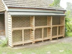 Image result for firewood storage ideas