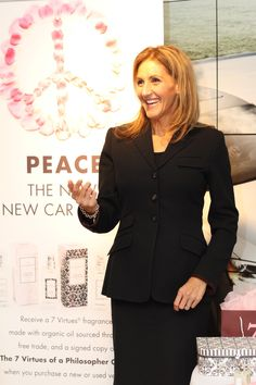 Barb Stegemann and her 7 Virtues Fragrances changing the world one step at a time. Make Perfume Not War. Our Belief. Our Action.