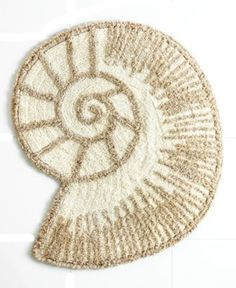 Hampton Shells Bath Mat