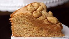 Süß & salzig: Erdnussbutter-Brownie (Jamie Oliver Recipes Baking)