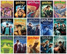 Harry Potter Fridge Magnets set of 15