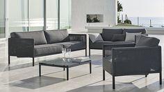 Cane-line lounge furniture