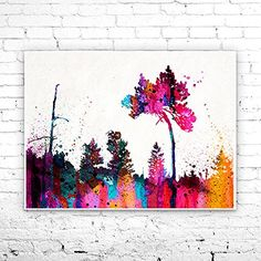 Tree 2 Watercolor Painting art Print, Watercolor poster, Handmade poster, nature art, Home Decor, Illustration print,Forest print,tree art. Tree 2 Watercolor Painting art Print, Watercolor poster, Handmade poster, nature art, Home Decor, Illustration print,Forest print,tree art, My prints are made in my own art studio by me, using Epson Pigment Inks, which are tested and guaranteed not to fade for at least 100+ years and fine art watercolor paper. I use Epson best wide format printers! If...