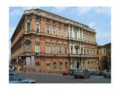 Universita per stranieri di Perugia. Tanti anni fa!.. Loved to study here. It was the perfect cultural mixture.