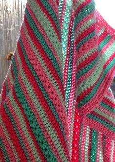 Ak at home : crochet * deken Zoet