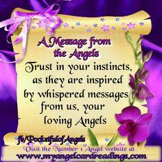 Άγγελος Μήνυμα - Δωρεάν Άγγελος Κάρτα - Angel Προσανατολισμού - άγγελος ανάγνωσης καρτών