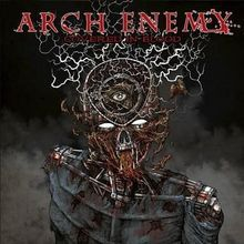 Arch Enemy – The Book of Heavy Metal (Cover Version) Lyrics Mailer Design, Heavy Metal Art, Ugly Men, Cross Shirts, Tears For Fears, Arch Enemy, Extreme Metal, Judas Priest, I Give Up