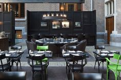 2012 Conservatorium Hotel Design by Piero Lissoni Galleries and Ideas