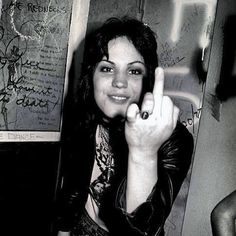 Joan Jett Photo by Brad Elterman