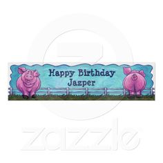 This site has TONS of pig stuff! For the party..