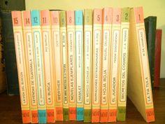 Coleccion Biblioteca Basica Salvat - mucha gente teníamos esta colección, gran éxito!