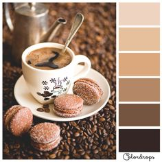Coffee palette
