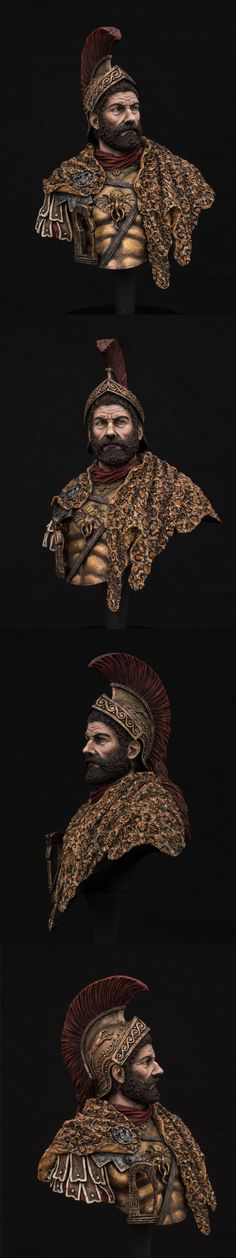 The Internet's largest gallery of painted miniatures, with a large repository of how-to articles on miniature painting Ancient Rome, Ancient History, History Of Tunisia, Tattoo Guerreiro, Sparta Warrior, Hannibal Barca, Punic Wars, Roman Republic, Old Boats