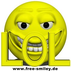 Are You Serious Emoticon | LOL Smilie | LOL Smiley | LOL Smili | LOL Smile | LOL Smily