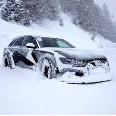 Audi testing in the snow Audi A6 Rs, Audi S4, Audi Quattro, Audi Wagon, Car Photography, Car Car, Cars And Motorcycles, Dream Cars, Super Cars
