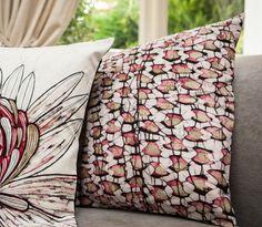 Baobab Batik Cushion - stylish design ...
