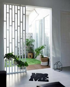Home Garden Design, Interior Garden, Home Room Design, Home Interior Design, Home Decor Furniture, Home Decor Bedroom, Bedroom Wall, Outdoor Laundry Rooms, Pinterest Room Decor