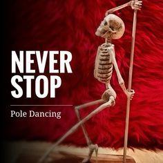 Radiology Pole Dancer