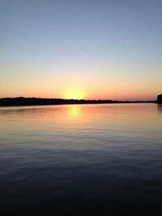Sunset Lake Decatur IL