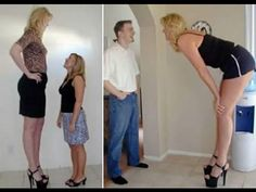 Top 10 Tallest Women in the World