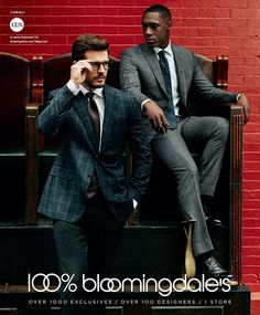 Bloomingdales Hits New York Streets for Fall Campaign