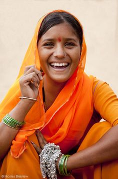 by Nicolas Bialylew • India (Inde) • Les femmes en Inde