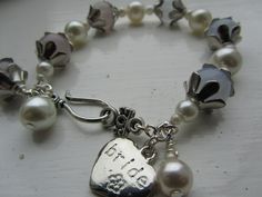 All about the Bride glitz and glam pearl by Craftswithchrissie, £8.00