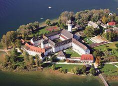 @Fraueninsel / Kloster Frauenwörth