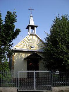 Dziadkowskie. Kaplica św. Dominika.
