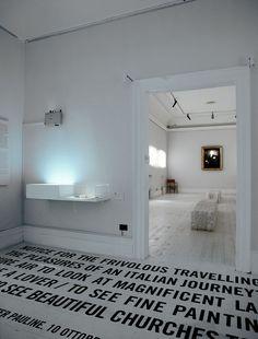 Antonio Canova, Exhibition design - Isotype