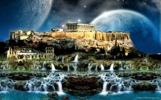 Greece*Akropolis