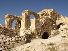 Shobak Castle is an early 12th-century Crusader castle perched in a wild, remote landscape.. http://exploretraveler.com