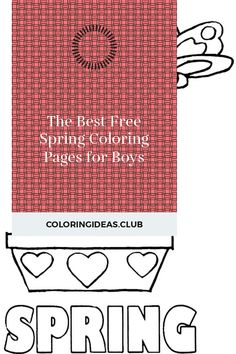 The Best Free Spring Coloring Pages for Boys .Boys are additionally unified in their life's enthusiasms. To obtain a kid closer to his desire, Supercoloring deals for totally free the … Spring Coloring Pages, Free Coloring Pages, Printable Coloring Pages, Coloring Books, Coloring Sheets For Kids, Adult Coloring, Umbrella Coloring Page, Picture Comprehension, Thomas The Train