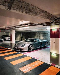 Porsche Carrera Gt, Power Unit, Dream Garage, Ted, Exotic, That Look, The Unit, Paris, Wheels