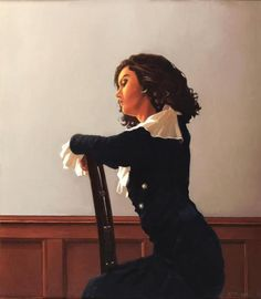 Jack Vettriano  - Paintings by Jack Vettriano  <3 <3