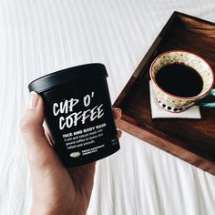 Lush Cup O' Coffee.