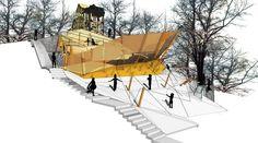 Base Playground in Belleville Park in Paris 29 « Landscape Architecture Works | Landezine