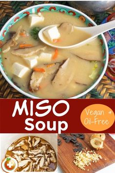 This delicious vegan miso soup is chock full of wholesome ingredients and can be on the dinner table in about 20-minutes flat!