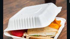 Caserola Biodegradabila din trestie de zahar