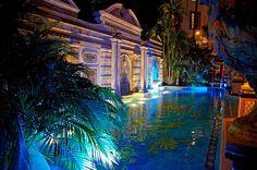 Miami - Stay at the Versace Mansion! The Villa Casa Casuarina Ocean Drive Versace House Miami, Versace Home, The Villa Casa Casuarina, Miami Wallpaper, Art Deco Hotel, Zen, Dream Mansion, Gianni Versace, Atelier Versace