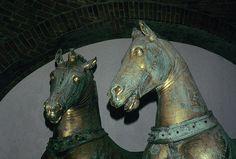 Cavalli a Venezia by Antonio A., via Flickr