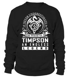 TIMPSON - An Endless Legend #Timpson