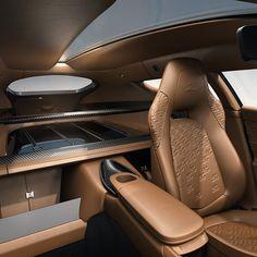 "Aston Martin and – Vanquish Zagato Shooting Brake…"" Car Interior Accessories, Car Interior Design, Truck Interior, Automotive Design, Automotive Upholstery, Shooting Brake, Car Design Sketch, Futuristic Cars, Latest Cars"