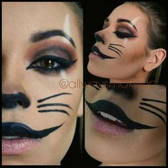 Scar from The Lion King Disney villain makeup by AllWaysMakeup. #makeup #scar…