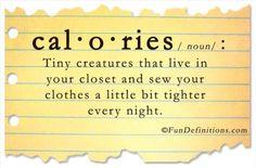 calorie definition