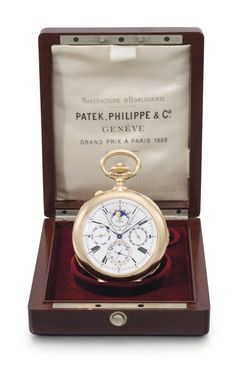 The Rarest And Most Expensive Patek Philippe Watches ABTW Editors' Lists Sales & Auctions Army Watches, Fine Watches, Cool Watches, Watches For Men, Pocket Watches, Expensive Watches, Most Expensive, Dream Watches, Luxury Watches