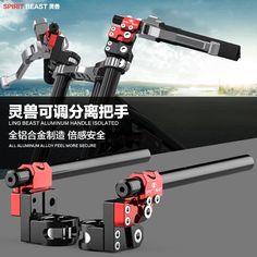 58.00$  Know more - http://ai88i.worlditems.win/all/product.php?id=32793161899 - SPIRIT BEAST Motorcycle handlebar modified accessories handle modified handlebar handlebar separation handlebar