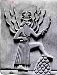 utu sumerian god of justice
