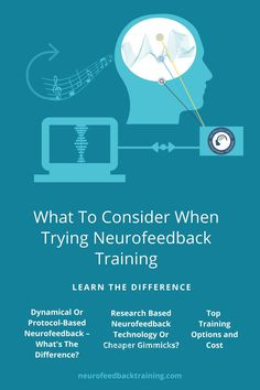 Learn more about: √ Dynamical Or Protocol-Based Neurofeedback – What's The Difference? √ Research Based Neurofeedback Technology Or Cheaper Gimmicks? √ Top Training Options and Cost Neuroplasticity, Neuroscience, Health And Wellness, Health Care, Brain Mapping, Self Organization, Information Processing, Brain Waves, Brain Training